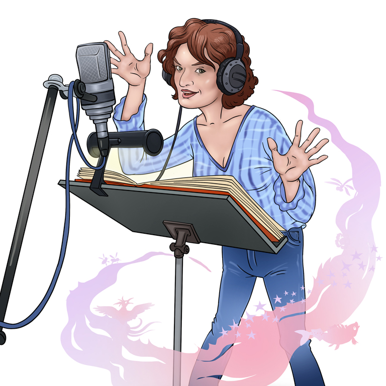 Animation-Voice-Actor